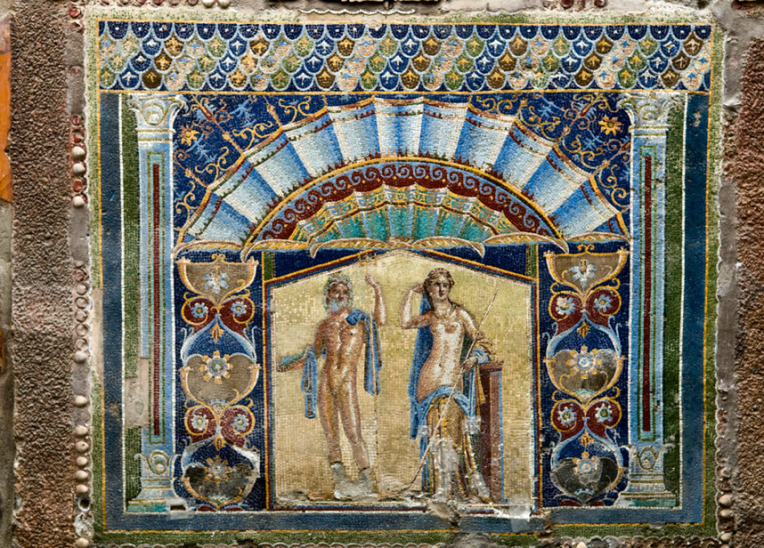 Mosaic Herculano