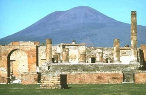 Pompeii and Mount Vesuvius